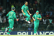 ICC World Twenty20 Super 8s - South Africa v India 2nd October 2012