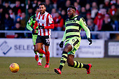 Lincoln City v Forest Green Rovers 301217