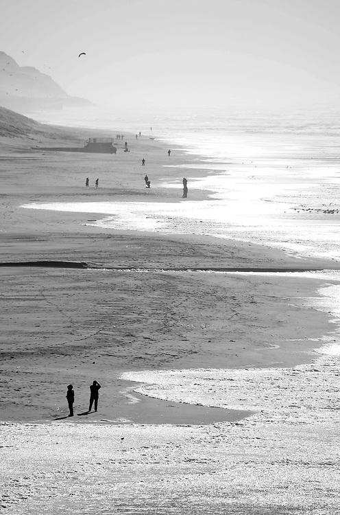 Ocean Beach, San Francisco, CA Dec. 27, 2006<br />