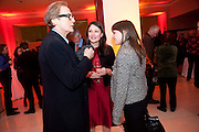 BILL NIGHY; RUBY DANOWSKI; DANI BURROWS, Henry Moore, Tate Britain. London. 22 February 2010