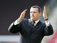 Photo: Lee Earle.<br /> Watford v Ipswich Town. Coca Cola Championship. 17/04/2006. Watford manager Adrian Boothroyd.