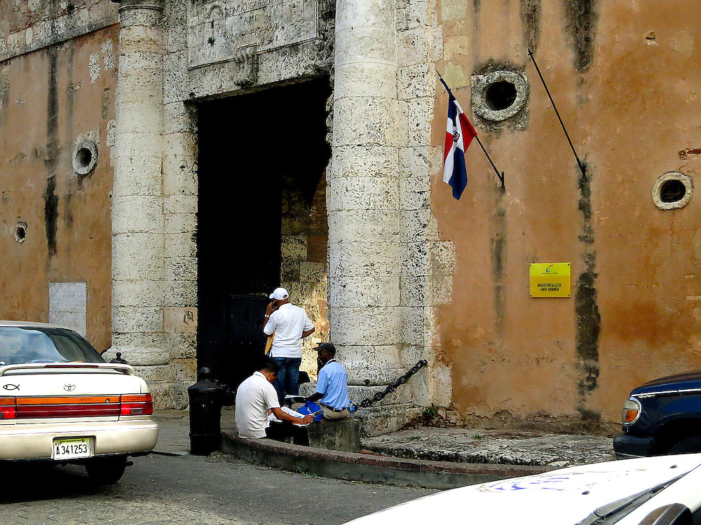 Museum, Zona Colonial, Santo Domingo, Dominican Republic