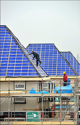 Nederland, Deventer, 20-3-2015 Bouwplaats voor nieuwe huizen, koop en vrije sector. Foto: Flip Franssen/Hollandse Hoogte
