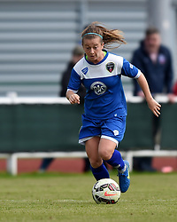 Christie Murray of Bristol Academy Women - Mandatory by-line: Paul Knight/JMP - Mobile: 07966 386802 - 13/09/2015 -  FOOTBALL - Stoke Gifford Stadium - Bristol, England -  Bristol Academy Women v Liverpool Ladies FC - FA WSL Continental Tyres Cup