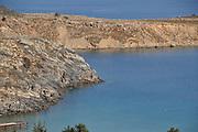 Greece, Rhodes, Kalithea bay