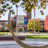 Fall, Campus Life, Brooke Sutton Photo