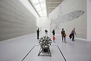 dOCUMENTA (13) in Kassel, Germany..Documenta-Halle..Thomas Bayrle.