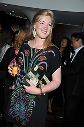 CLAUDIA CONWAY at a party to relaunch the Met Bar at 19 Old Park Lane, London W1 on 5th October 2011.