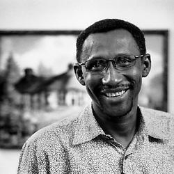Boubakar Diallo, director. Ouagadougou, 2006.