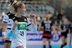 08-12-2019 JAP: Netherlands - Germany, Kumamoto<br /> First match Main Round Group1 at 24th IHF Women's Handball World Championship, Netherlands lost the first match against Germany with 23-25. / Antje Lauenroth #29 of Germany