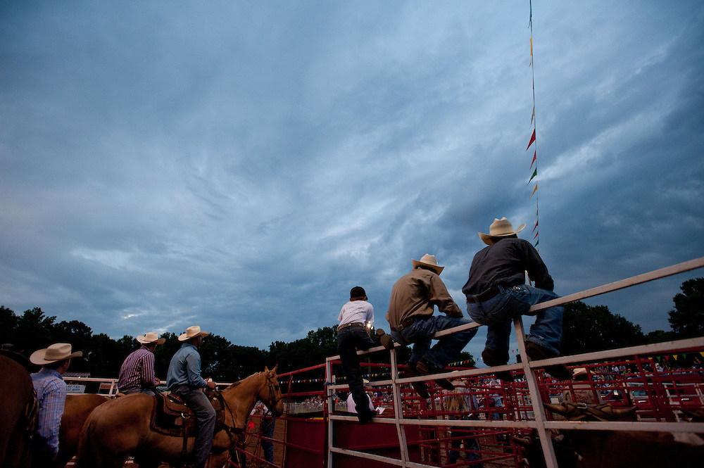 June 7, 2013; Shady Dale, GA, USA; 30th Anniversary of the Shady Dale Rodeo. Photo by Kevin Liles / kevindliles.com