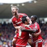 Middlesbrough v Bolton Wanderers 150815