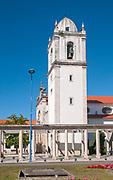 Exterior of the Santo Domingo cathedral Aveiro, Portugal