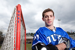 12 January 2010: Ned Crotty, Duke University.
