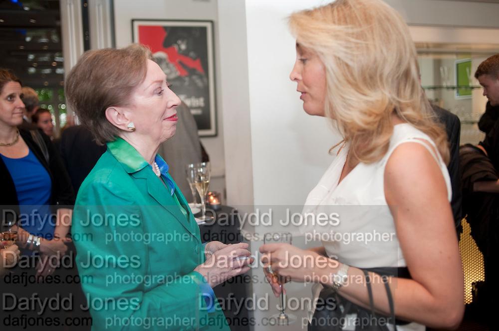 MARGARET BECKETT; VALERIE PLAME WILSON, Gala screening of COUNTDOWN TO ZERO, Bafta. Piccadilly. London. 21 June 2011. <br /> <br />  , -DO NOT ARCHIVE-© Copyright Photograph by Dafydd Jones. 248 Clapham Rd. London SW9 0PZ. Tel 0207 820 0771. www.dafjones.com.