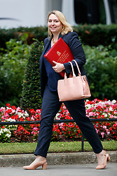 © Licensed to London News Pictures. 11/07/2017. London, UK. Culture Secretary Secretary KAREN BRADLEY attends a cabinet meeting in Downing Street, London on Tuesday, 11 July 2017. Photo credit: Tolga Akmen/LNP