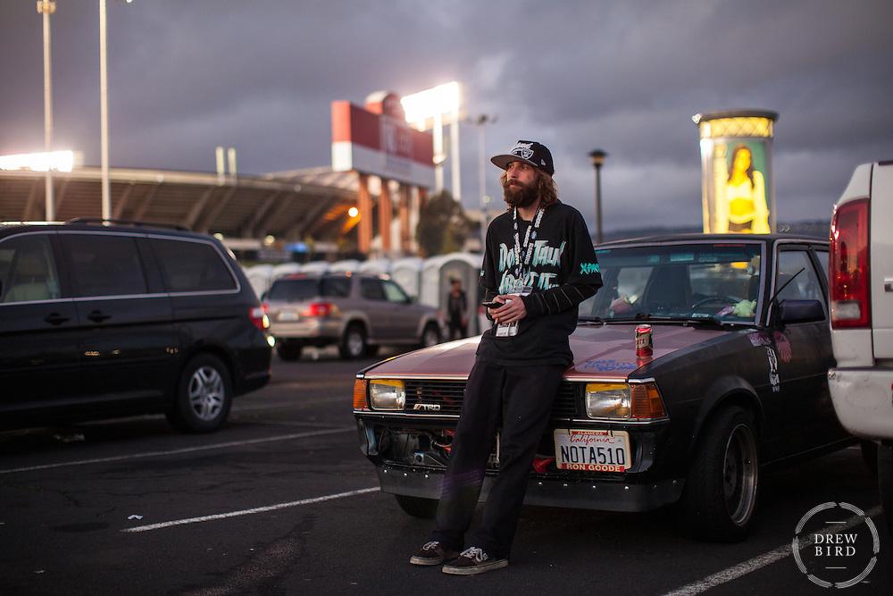 Drew Bird Photography | San Francisco Photographer | Bay Area Photographer | East Bay Photographer | Oakland Photographer | Berkeley Photographer | Oakland Raiders Game | Raider Nation | NFL Fans