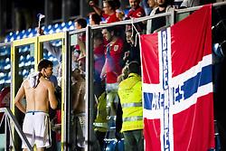 October 5, 2017 - San Marino, SAN MARINO - 171005 Ole Kristian Selnæs of Norway after the FIFA World Cup Qualifier match between San Marino and Norway on October 5, 2017 in San Marino. .Photo: Fredrik Varfjell / BILDBYRÃ…N / kod FV / 150027 (Credit Image: © Fredrik Varfjell/Bildbyran via ZUMA Wire)