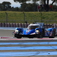 #35, Alpine A460 Nissan, Baxi DC Racing Alpine, driven by David Cheng, Ho-Pin Tung, Nelson Panciatici, FIA WEC Prologue Circuit Paul Ricard, 26/03/2016,