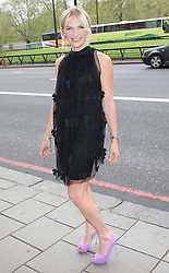 Jo Whiley  arriving at the Southbank Sky Arts Awards in London, Tuesday, 1st May 2012.  Photo by: Stephen Lock / i-Images