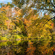 Fall Colors on the Ipswich River