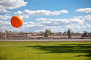 Great Metropolitan Orange County Great Park And Balloon In Irvine