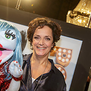 NLD/Amsterdam/20150303 - Persviewing Popster, Pop Miss Izzy, Lenette van Dongen