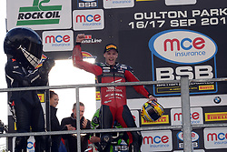 #4 Dan Linfoot Honda Racing MCE British Superbike Championship