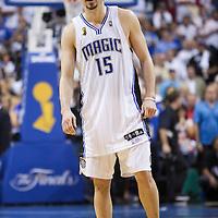 BASKET BALL - PLAYOFFS NBA 2008/2009 - LOS ANGELES LAKERS V ORLANDO MAGIC - GAME 3 -  ORLANDO (USA) - 09/06/2009 - .HEDO TURKOGLU (MAGIC)