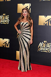 Farrah Abraham, at the 2016 MTV Movie Awards, Warner Bros. Studios, Burbank, CA 04-09-16, com 818-249-4998. EXPA Pictures © 2016, PhotoCredit: EXPA/ Photoshot/ Martin Sloan<br /> <br /> *****ATTENTION - for AUT, SLO, CRO, SRB, BIH, MAZ, SUI only*****