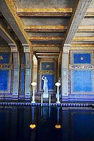 Hearst Castle Roman Pool, San Simeon, California