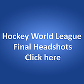 Hockey World League Final - Headshots