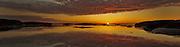 Solnedgang ved Fjørtofta