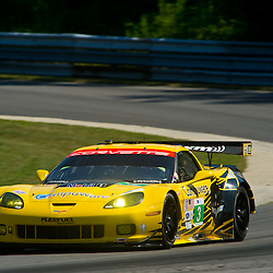 July 6, 2012 - The Corvette Racing Chevrolet Corvette C6 ZR1 driven by Jan Magnussen and Antonio Garcia during the American Le Mans Northeast Grand Prix weekend at Lime Rock Park in Lakeville, Conn.