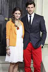 MAR 05 2013 Olivia Palermo and John Huebl