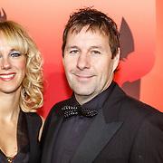 NLD/Amsterdam/20151215 - NOC / NSF Sportgala 2015, Marianne Timmer en partner Henk Timmer