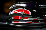 April 17, 2014 - Shanghai, China. UBS Chinese Formula One Grand Prix. Red Bull Wing endplate<br /> <br /> © Jamey Price / James Moy Photography