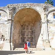 DiCarlo Engagement San Juan Capistrano Mission 2017