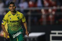 May 11, 2017 - Rafael durante o jogo entre São Paulo FC x Defensa y Justicia (ARG) realizado no Estádio do Morumbi em São Paulo (SP) pela Copa Sul-Americana 2017. (Credit Image: © Jales Valquer/Fotoarena via ZUMA Press)