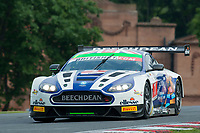Ross Gunn (GBR) / Andrew Howard (GBR)  #1 Beechdean AMR  Aston Martin V12 Vantage GT3  Aston Martin 6.0L V12 British GT Championship at Oulton Park, Little Budworth, Cheshire, United Kingdom. May 28 2016. World Copyright Peter Taylor/PSP.