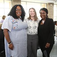 Tiffany Reed, Abbi Penk, Abby Mensah