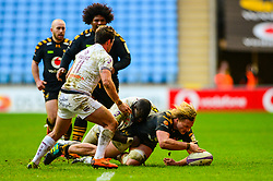 Tommy Taylor of Wasps - Mandatory by-line: Dougie Allward/JMP - 18/01/2020 - RUGBY - Ricoh Arena - Coventry, England - Wasps v Bordeaux-Begles - European Rugby Challenge Cup