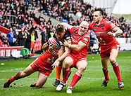 Salford Red Devils v Castleford Tigers 190317