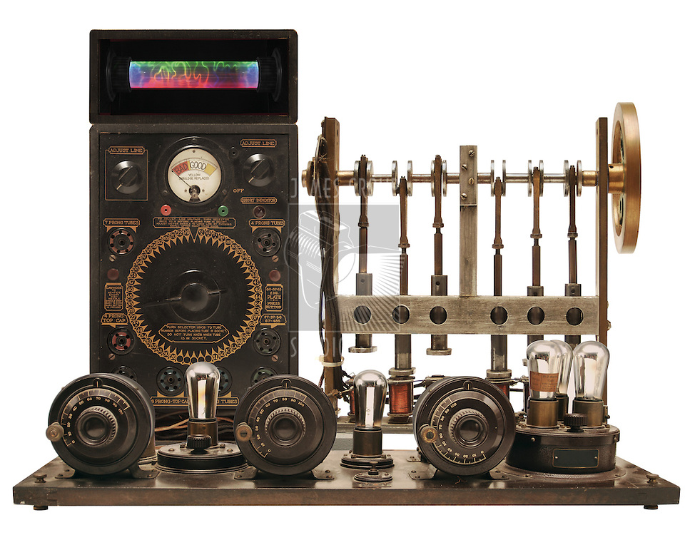 mixed victorian technology