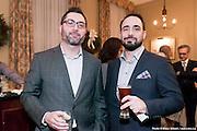 Cocktail des fêtes de la SQPRP au Club Universitaire de Montréal -  2047, rue Mansfield / Montreal / Canada / 2015-12-17, © Photo Marc Gibert / adecom.ca