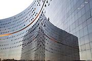 Belo Horizonte_MG, Brasil...Centro Administrativo do Governo de Minas Gerais (Cidade Administrativa), o centro foi projetado por Oscar Niemeyer..The Minas Gerais Administrative Center (Administrative City), projected by Oscar Niemeyer...Foto: LEO DRUMOND / NITRO
