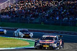 October 16, 2016 - Hockenheim, Germany - Motorsports: DTM race Hockenheim, Saison 2016 - 9. Event Hockenheimring, GER, #11 Marco Wittmann (GER, BMW Team RMG, BMW M4 DTM) (Credit Image: © Hoch Zwei via ZUMA Wire)