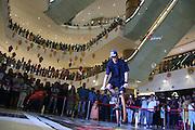 Viki Gomez perform at Acropolis Mall , Kolkata