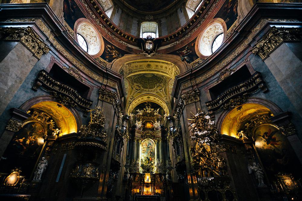 St. Peter's Catholic Church, Vienna, Austria