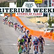 805 Criterium Weekend Avenue of Flags